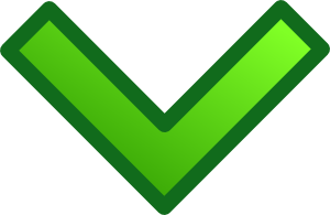 free-vector-green-single-down-arrow-set-clip-art_117221_green_single_down_arrow_set_clip_art_hight